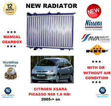 FOR CITROEN XSARA PICASSO N68 1.6 HDi 2005> on NEW RADIATOR ** OE QUALITY **