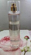 Sarah Jessica Parker LOVELY Fragrance Body Mist 8 oz