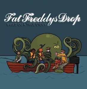 Based On a True Story by Fat Freddy's Drop (Vinyl)