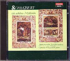 Benjamin Luxon: Schubert La belle Müllerin d.795 David Wilson Chandos CD 1989