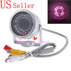 New Mini Wired 30 LED IR Night Vision CMOS Security CCTV Color Camera Outdoor