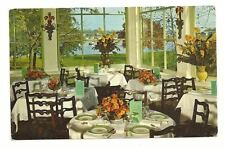 MAMARONECK NY Washington Arms Restaurant Garden Room PC