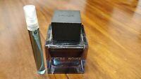 10ml Lalique Encre Noire Sport Vial SAMPLE BUY 3 GET 1 FREE, BUY 5 GET 2 FREE