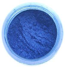 Sapphire Blue Metallic Luster Dust 4g for Cake Decorating, Fondant, Gum Paste