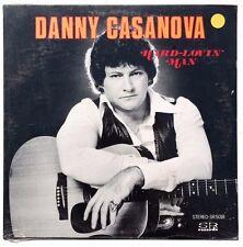 SEALED DANNY CASANOVA: Hard Lovin Man LP SR RECORDS Stereo US SR 5018