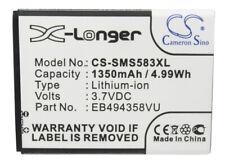 EB494358VU Battery for Samsung GT-S5830  GT-S5830T  GT-S5830T Galaxy S Mini  Ace