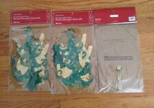 Nwt World Market 3 Handmade Recycled Paper Holiday Garlands
