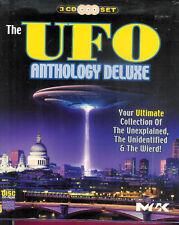 The UFO Anthology Deluxe / 3 CD set  / 2000 Multimedia Inc