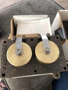 PAULUHN 2584B-125-C1, RECEPTACLE New Open Box