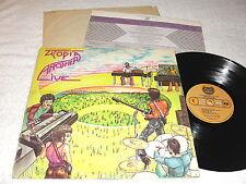 "Utopia/Todd Rundgren ""Another Live"" 1975 Rock LP, VG, w/ Insert, Orig Bearsville"