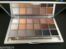 Kryolan 5318 Eye Shadow Variety Makeup Stage Palette 18 Colors V3 Natural *NEW*