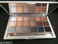 Kryolan 5318 Eye Shadow Variety Makeup Stage Palette 18 Colors V3 Natural *NEW*