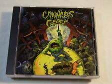 """CANNABIS CORPSE-"""" THE WEEDING E.P."""" CD 1ST PRESS 2009 US- IMPORT"""