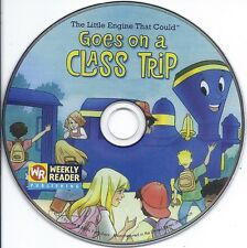 LITTLE ENGINE THAT COULD ~ GOES ON A CLASS TRIP ~ CD by Weekly Reader