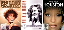 Whitney Houston Collection ( 3 DVDs ) u.a I Wanna Dance With Somebody, INTERVIEW