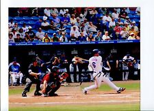 Nick Evans NY New York Mets Signed Autograph Photo
