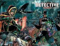 Detective DC Comics #1000 Jim Lee SDCC 2019 Exclusive Foil NM Batman Robin Joker