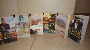 Brenda Jackson FORGED OF STEELE Black Romance Series (6 books)--NROR*FREE SHIP