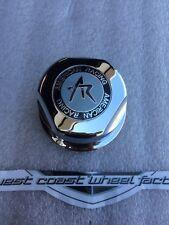 American Racing Chrome Wheel Pop In RIM Replacement Center Cap PART# 1307100S