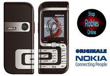Nokia 7260 Black (Sans Simlock) 3 bande radio mp3 d'origine Germany neuf neuf da...