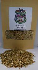 Yarrow (Achillea millefolium) Herb Tea Loose 50g Free UK P&P
