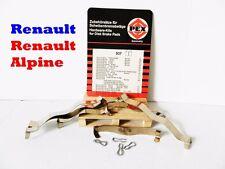 PEX 937 Zübehörsatz/Hardware Kit- Scheibenbremse/Brake Pads  TEXTAR97200014691