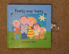 Family Snap Happy Large Photo Album