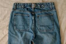 Gap Flare Vintage High Waist Jeans~1980's Buckle Back~Size10