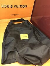 Authentic Louis Vuitton Bag  travel black synthetic Cover. Brand New.