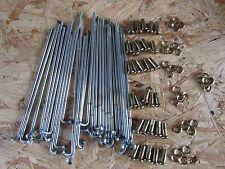 Yamaha XT 600 2KF NF Speichen Hinterrad 30 Stück Spoke rear wheel 30 pieces