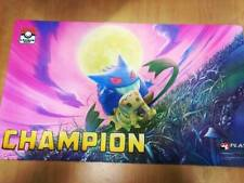 Playmat Pokémon Champion League Cup Mimikyu Gengar Team Up