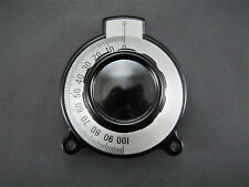 "1x 2"" Calibrated Vernier Dial - 8:1 Ratio - For 1/4"" Pots - Philmore S50"