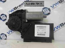 Volkswagen Touareg 2002-2007 Drivers OSR Rear Window Motor 7L0959794A 7L0959794