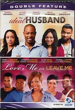 The Ideal Husband/Love Me or Leave Me (DVD, 2014) BRAND NEW