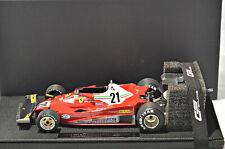 1:18 GP Replicas GP014C Ferrari 312T2, Gilles Villeneuve 1977, #21