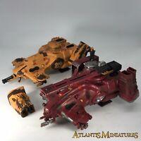 Tau Vehicle Bundle - Devilfish - Warhammer 40K BOX17