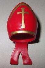 17422 Sombrero cardenal obispo 1u playmobil,hat,bishop,cardinal,boda,wedding