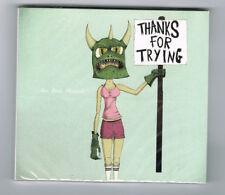 ♫ - THE LAST SKEPTIK - THANKS FOR TRYING - 15 TITRES - 2013 - NEUF NEW NEU - ♫