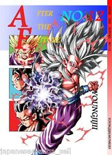 Doujinshi Dragon Ball AF DBAF After the Future vol.12 (Young jijii) 76 pages NEW