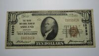 $10 1929 Ashland Kentucky KY National Currency Bank Note Bill Ch. #12293 FINE