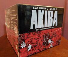 Akira 35th Anniversary Box Set Ebay