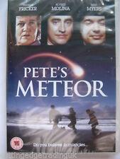 Pete's Meteor (DVD, 2012) NEW SEALED Region 2 PAL