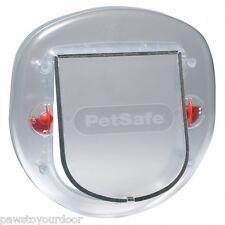 Petsafe Staywell 270 PROFIL mince chat porte givré grand chat petit chien porte