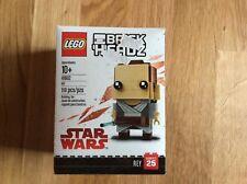 New Lego Star Wars Set 41602 BrickHeadz Rey Figure Sealed Damaged Box