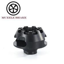 Cookie Cutter.308 5/8x24 RH Threads  Compensator Muzzle Brake with Jam Nut
