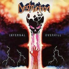 Infernal Overkill (Coloured Vinyl) von Destruction (2017)