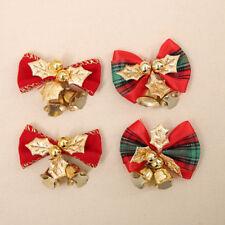 Metal Bells Small Bell Christmas Decoration Pendants DIY Handmade Bells MO