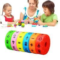 6pc Magnetic Children Preschool Montessori Educational Toys Plastic For Chi O5W7