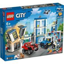 LEGO® City - 60246 - Polizeistation (Neu & OVP)