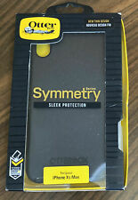OtterBox Symmetry Series Case for iPhone Xs Max (Only) - Black New Free Shipping